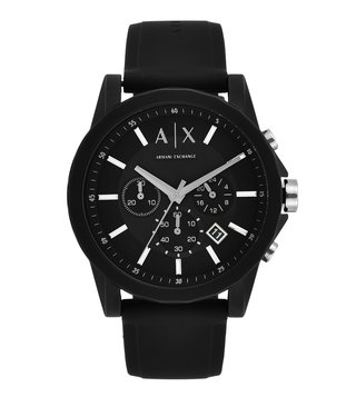 Armani Exchange AX1326 Black Outerbanks Watch For Men