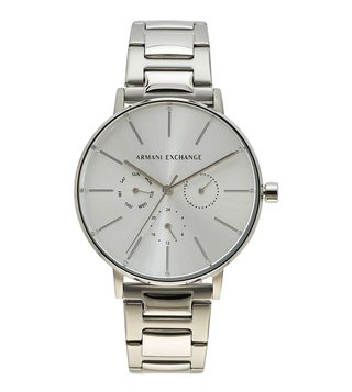 Armani Exchange AX5551 Silver Lola Watch For Women