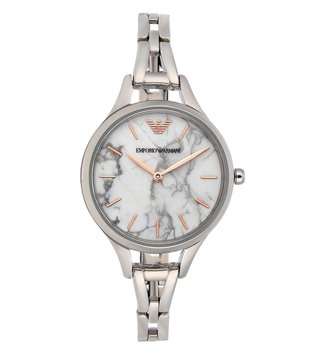 Emporio Armani AR11167 White Aurora Watch For Women