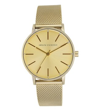 Armani Exchange AX5536 Gold Lola Watch For Women