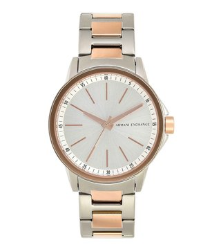 Armani Exchange AX4363 Silver Lady Banks Watch For Women