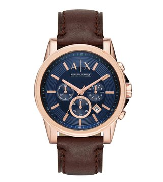 Armani Exchange AX2508 Blue Outerbanks Watch For Men