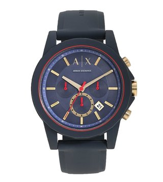 Armani Exchange AX1335 Blue Outer Banks Watch For Men
