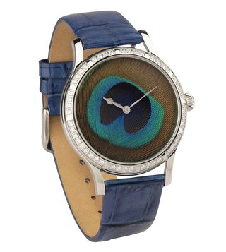 Jaipur Watch Company 90020 Peacock Wrist Watch for Women