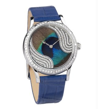 Jaipur Watch Company 90040 Peacock Wrist Watch for Women