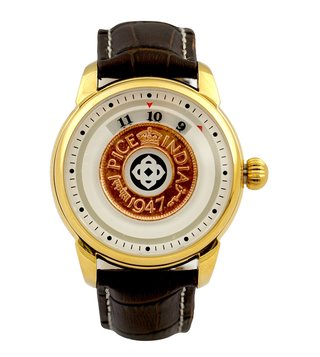 Jaipur Watch Company KWW02 King's Wrist Watch for Men