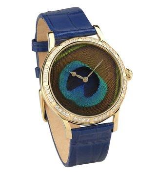 Jaipur Watch Company 90010 Peacock Wrist Watch for Women