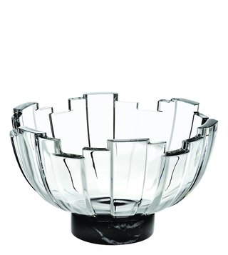 Vista Alegre Odeon Transparent Centrepiece with Case