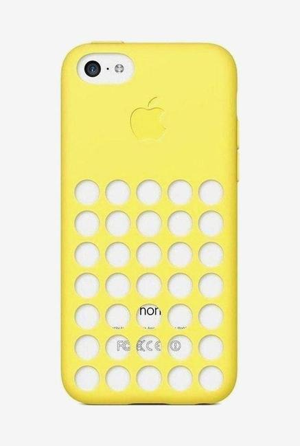 APPLE IPHONE 5C Mobile Case Yellow