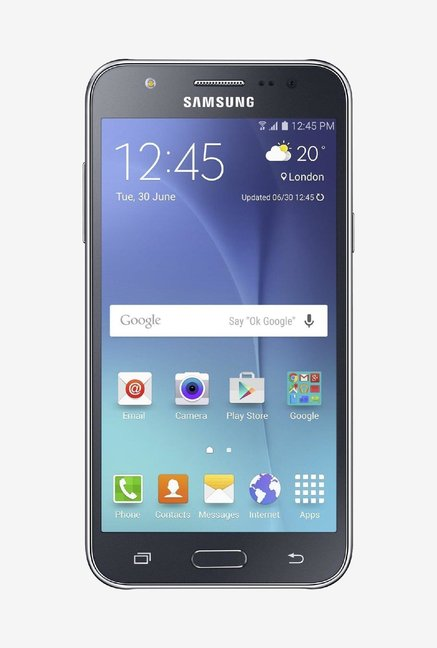 Samsung Galaxy J7 SM-J700F 16GB Black Mobile