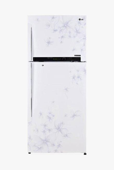 LG Double Door GL-M472GDWL 4 Star Refrigerator White
