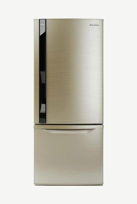 PANASONIC Double Door NR-BW415VN Refrigerator Champagne