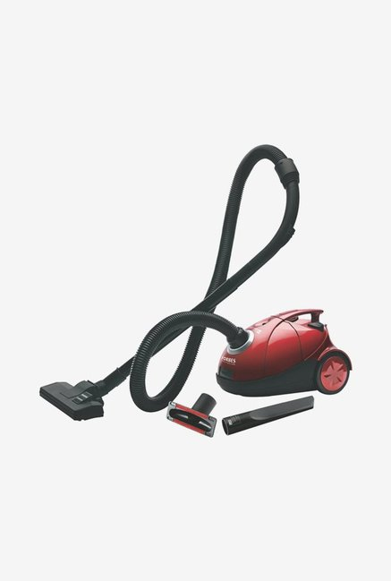 Eureka Forbes Quick Clean DX 1200W Canister Vacuum Cleaner  Red