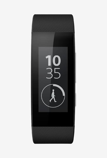 SONY SmartBand Talk SWR30 Fitness Tracker Black
