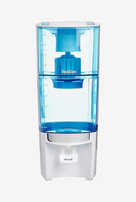 Eureka Forbes Aquasure Amrit Water Purifier (White & Blue)