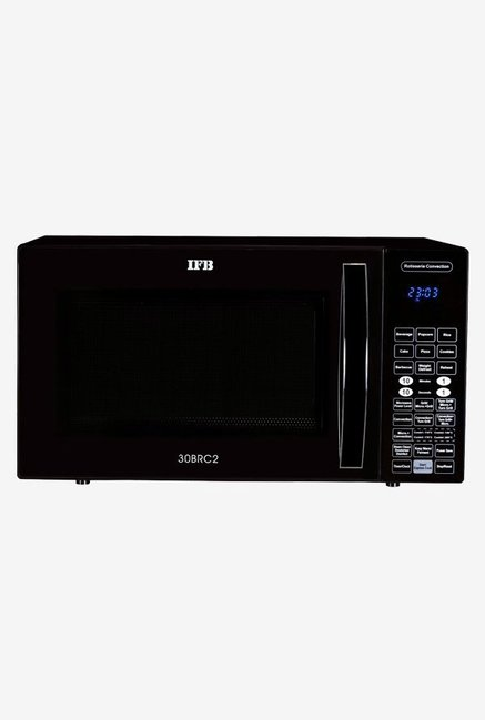 IFB 30BRC2 30-Ltr Convection Microwave Oven Black