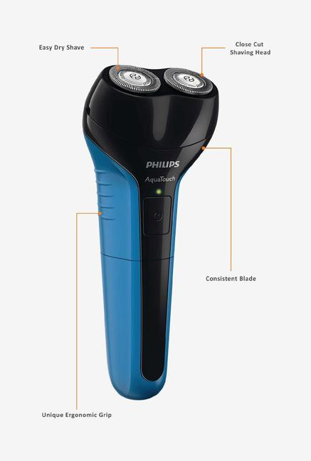 Philips AquaTouch AT600/15 Shaver Blue