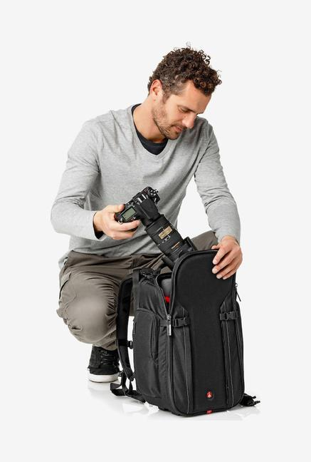 Manfrotto MB MP-BP-30BB Camera Backpack Black
