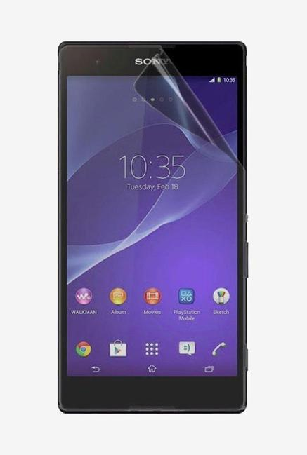 Stuffcool Crystal Clear Screen Protector for Xperia T2