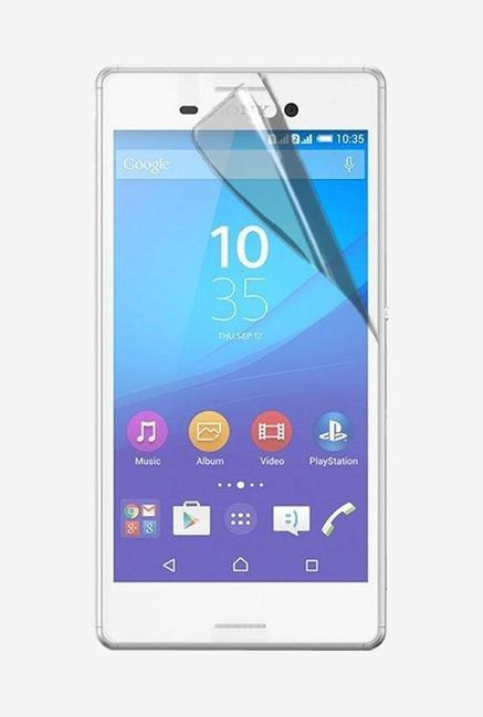 Stuffcool Crystal Clear Screen Protector for Xperia M4