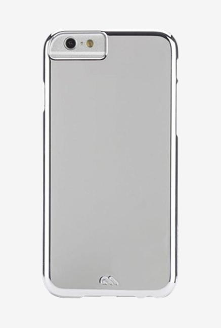 Case-Mate CM031514 Back Case for Apple iPhone 6 Silver