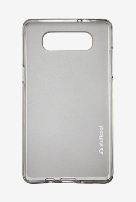 Stuffcool LSSGA5 Back Case for Samsung Galaxy A5 White