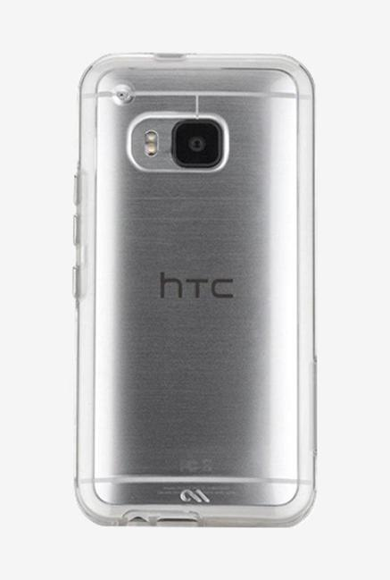 Case-Mate CM032367 Back Case for HTC One M9 Clear