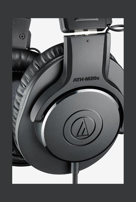 Audio-Technica ATH-M20x Headphones Black
