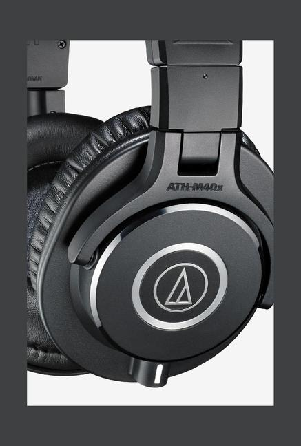Audio-Technica ATH-M40x Headphones Black