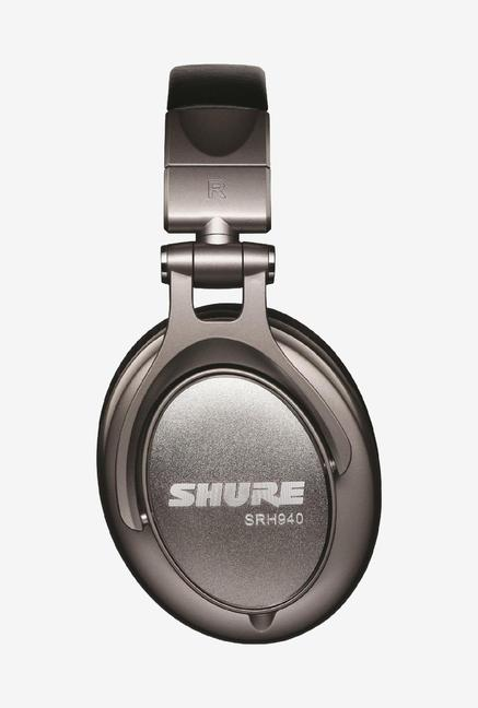 Shure SRH940 Headphones Grey