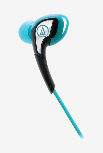 Audio-Technica SPORT2 In The Ear Headphones Blue