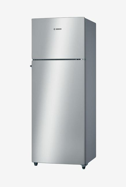 Bosch 348 L Double Door KDN43VS20I Refrigerator Grey