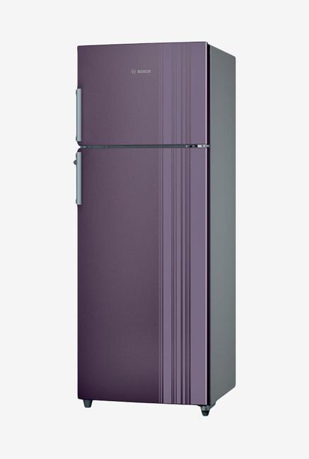 Bosch 348 L Double Door KDN43VR30I Refrigerator Purple