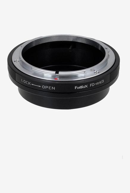Fotodiox 10FDMicro43 Lens Mount Adapter Black