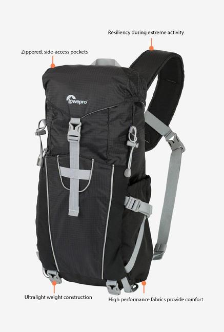 LowePro Photo Sport Sling 100AW Camera Bag Black & Grey