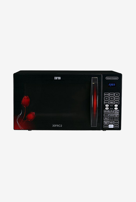 IFB Rotisserie 30FRC2 30L Convection Microwave Oven  Black