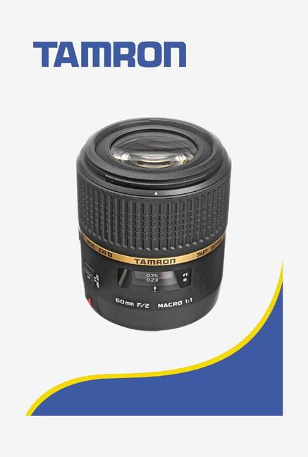 Tamron 60mm f/2.0 Di II LD IF MACRO 1:1 Lens for Canon DSLR