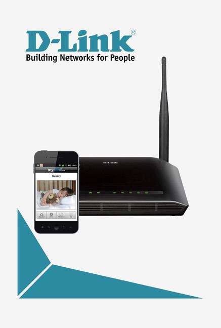 D-Link DIR-600M Wireless N 150 Home Router Black
