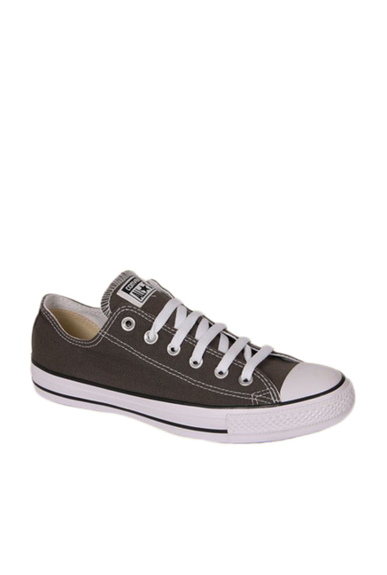 293688e854de Buy Converse Charcoal Grey Sneakers Online at best price at TataCLiQ