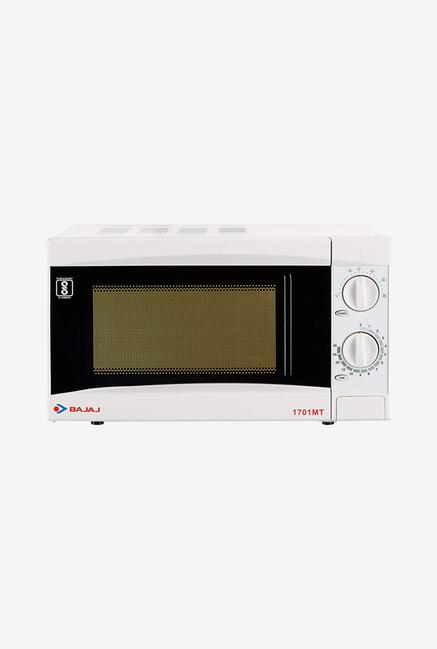 Bajaj 1701MT DLX 17 L Solo Microwave Oven (Black) Price