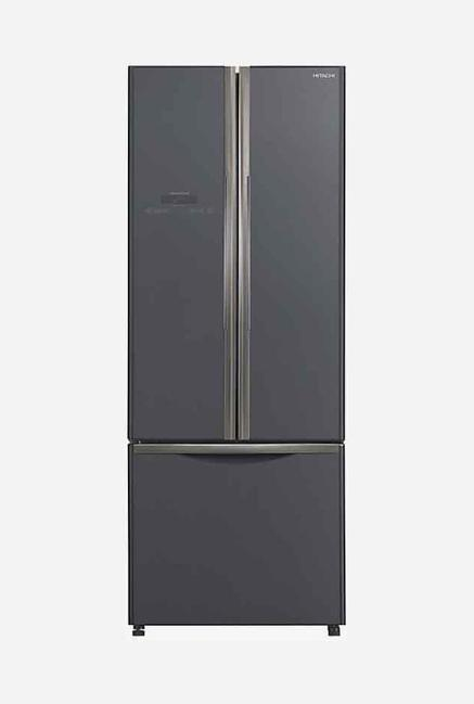 Hitachi B480PND2GBW 456L Triple Door Refrigerator (Grey)