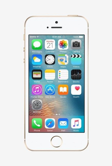Apple iPhone SE (Gold, 16 GB & 32 GB)
