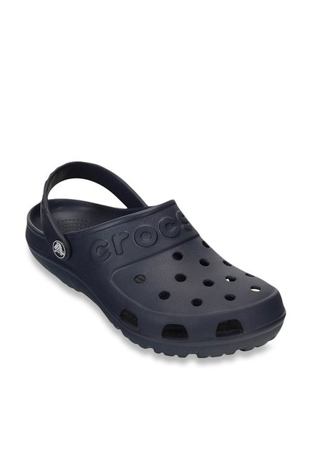 77a22783e2bd Buy Crocs Hilo Navy Clogs Online at best price at TataCLiQ