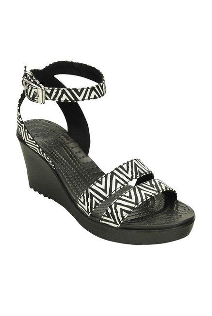 Leigh Online Best At Black Buy Crocs Price Sandals Tatacliq wOkXZuPiT