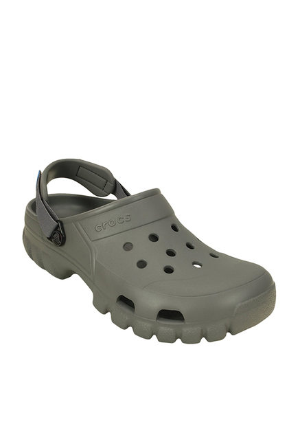 Buy Crocs Offroad Sport Charcoal Grey Clogs Online at best