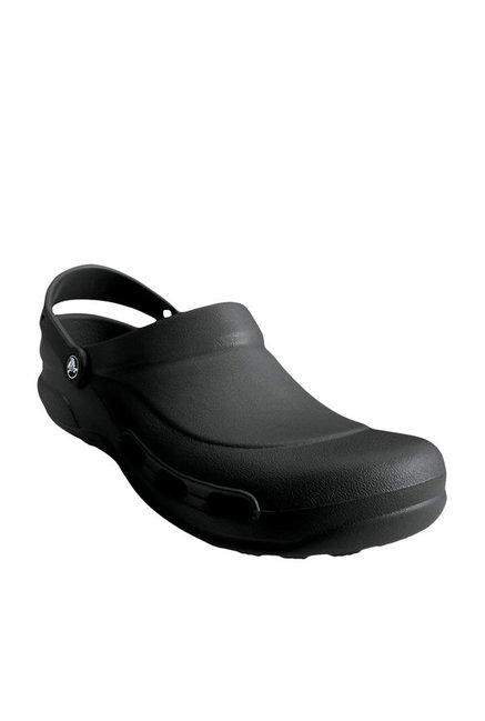 Buy Crocs Specialist Vent Black Clogs
