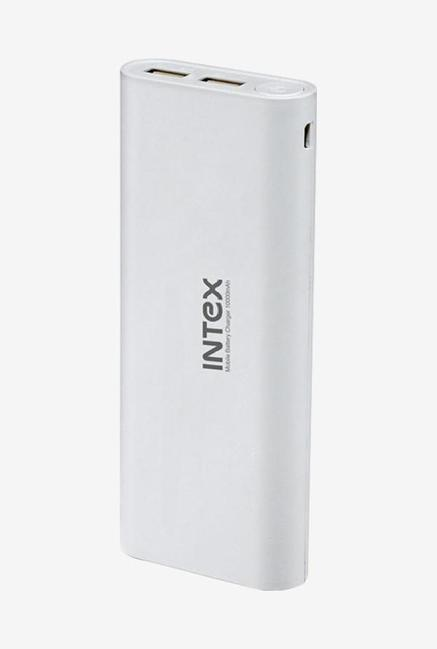 Intex IT-PB10KW 10000 mAh Power Bank (White)