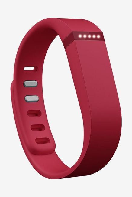 Fitbit Flex Fitness Tracker (Red)