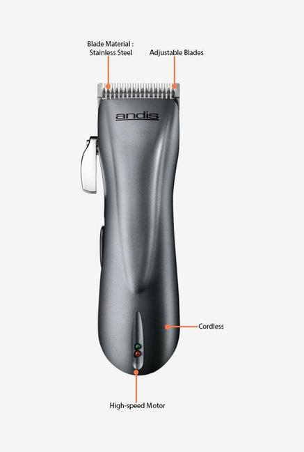 Andis RCC-2 FreedomCut Adjustable Blades Clipper (Grey)