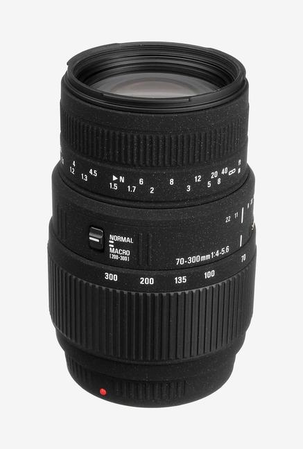 Sigma70 300mm F/4 5.6 DG Macro Lens for Sony